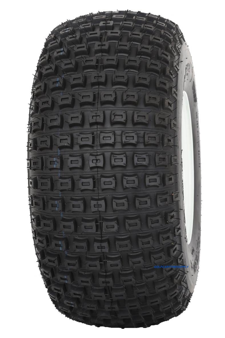 Slasher Knobby 18x9.50-8'' Golf Cart Tires / ATV Tires