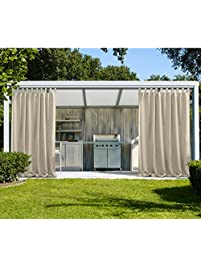 Cololeaf Indoor/Outdoor Curtains For Patio.