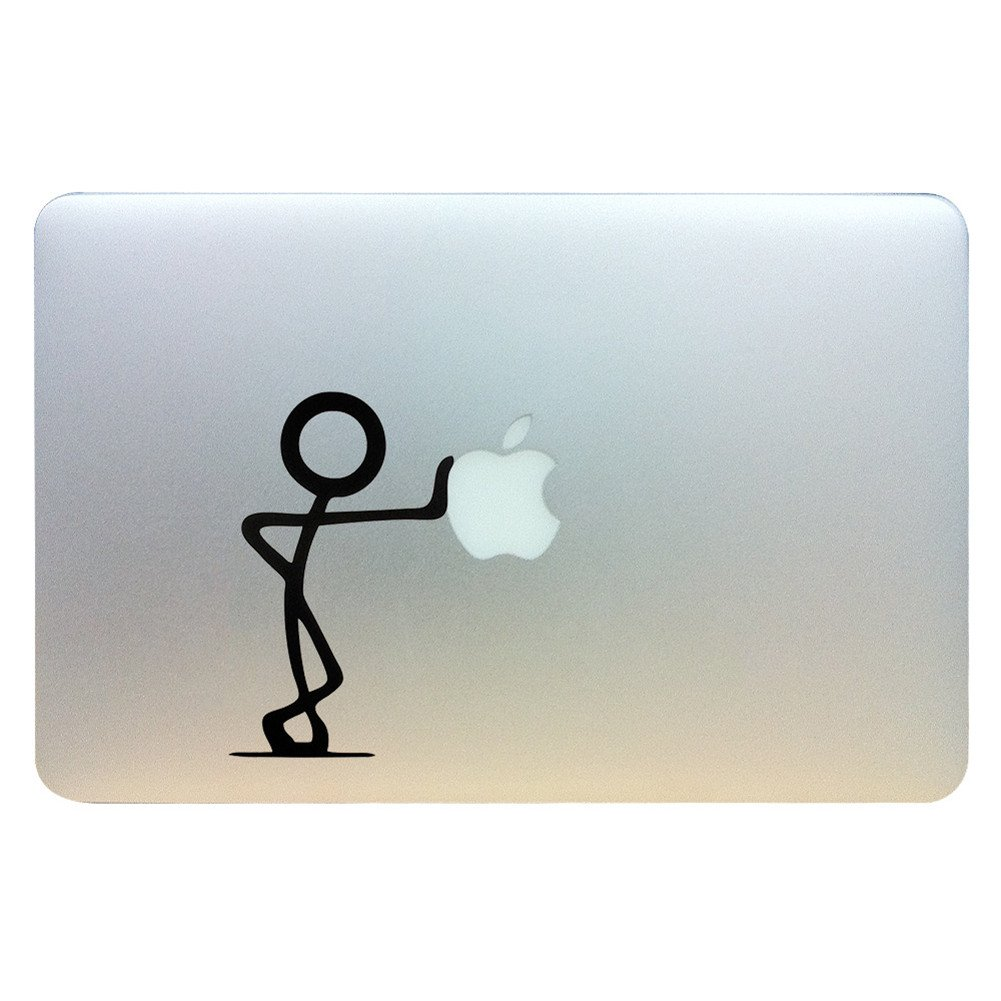 Chickwin Creative Pattern Removable Decorative Film Stickers Decals skin for Apple Macbook Laptop Case Sticker ( 13.3//15.4//17 inch) Macbook Stickers dreamer
