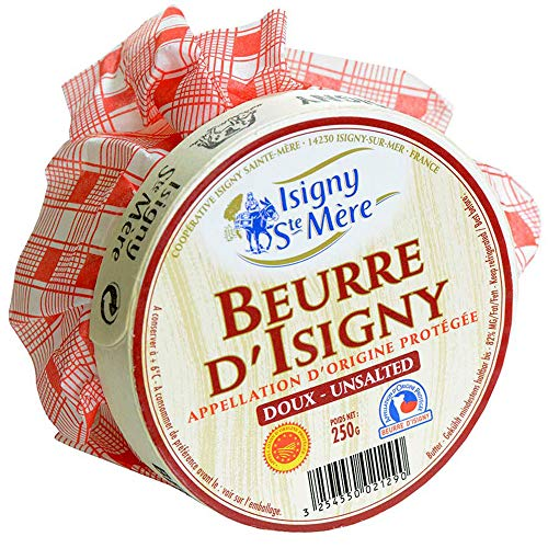 - French Normandy Butter, Unsalted - 8.8 oz