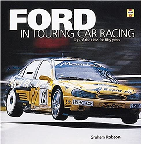 Ford in Touring Car Racing