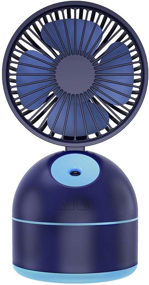Philoween New Desktop Mini Beauty Spray Fan Mobile Power USB Humidification Water God Fan