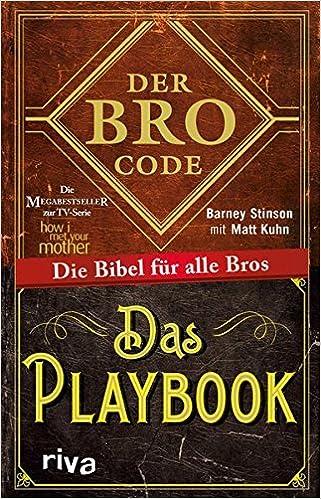 Das Playbook - von Barney Stinson