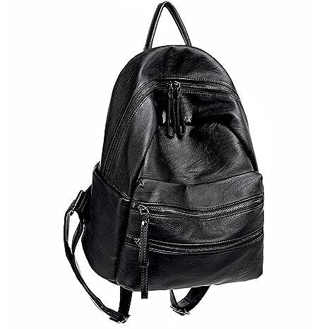 selezione premium 80626 4c803 Fanshu zaino donna pelle borse a zainetto donna piccolo ...
