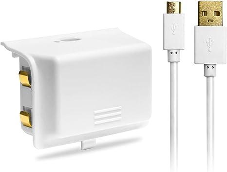 MoKo Xbox One/Xbox One S Baterías: Amazon.es: Electrónica