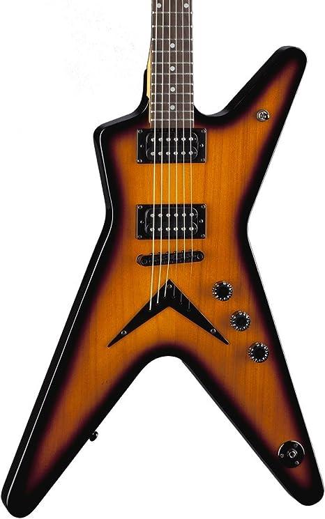 Dean Guitars MLX TBZ - Guitarra eléctrica: Amazon.es: Instrumentos ...