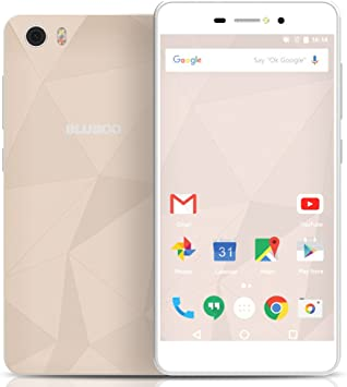 BLUBOO Picasso - 3G Smartphone Android 5.1 5.0