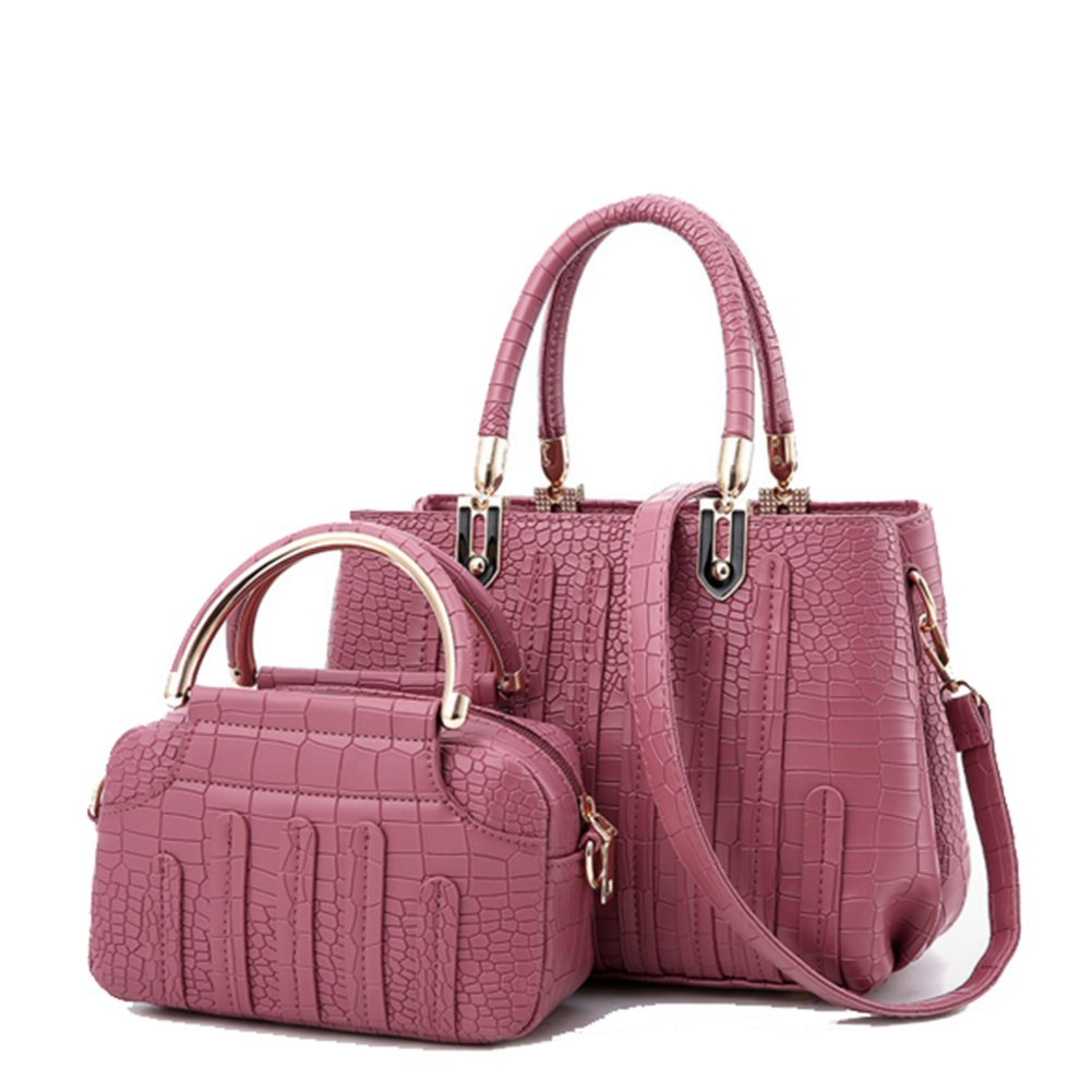 Youth Elegant Cross-body Fashion Two-Pieces Simple Shoulder Bag
