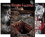 img - for Horror-Legionen (Reihe in 3 B nden) book / textbook / text book