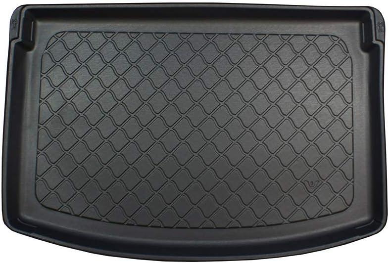 Alfombra Cubeta Protectora Antideslizante c/ód con subwoofer 5125 y bajo Uso: Piso del Maletero Ajustable; Alto MTM Bandeja Maletero CX-3 Desde 06.2015- a Medida sin subwoofer