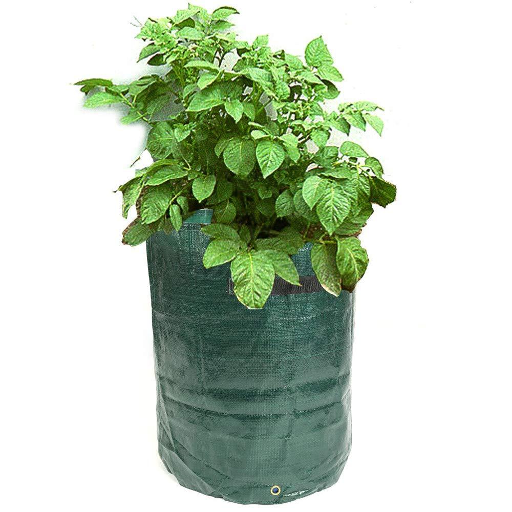 Cherlvy D3545CM 10gallons Eco-Friendly Folding Garden Bucket Defoliant Bag