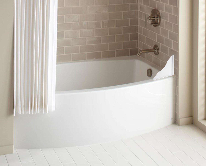 amazon com tub shower splash guards set of 2 home kitchen