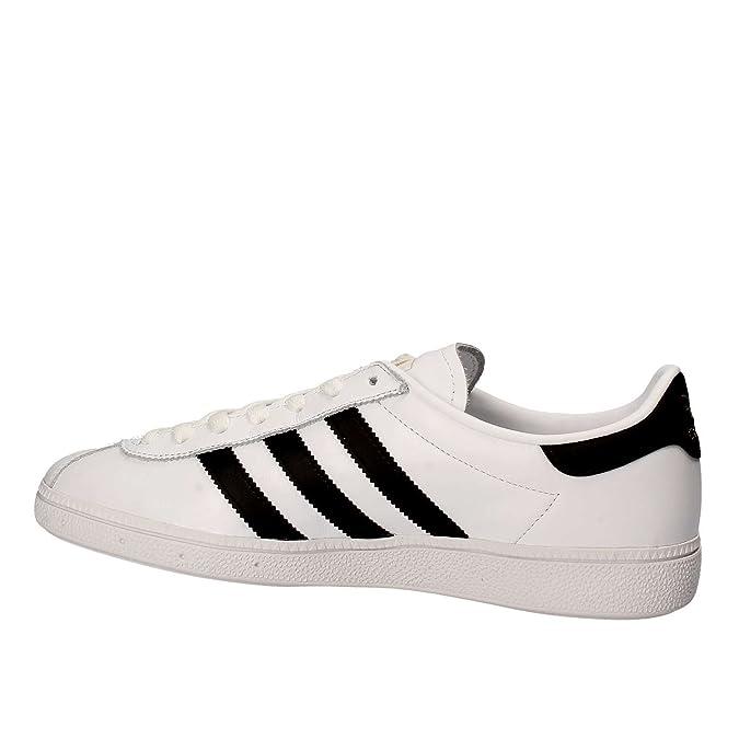 Adidas Munchen 725, Zapatillas Unisex Adulto, Marfil (FTWR White/FTWR White By1725), 44 2/3 EU