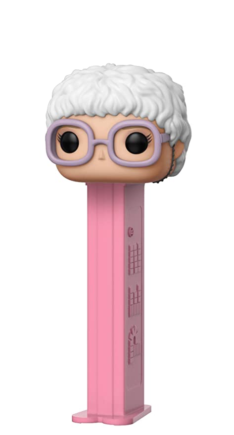 Funko 34443  Pop! Pez: Golden GirlsSophia, Multicolor. Come discover 22 Random Lovely Finds & Smiles to Discover...Decidedly Fun Stuff You Never Knew You Wanted.
