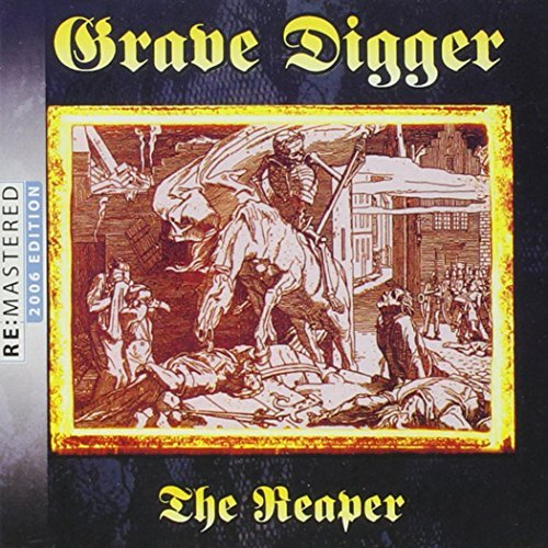 (The Reaper by GRAVE DIGGER)