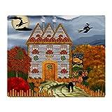 CafePress - Samhain Cottage - Soft Fleece Throw Blanket, 50'x60' Stadium Blanket