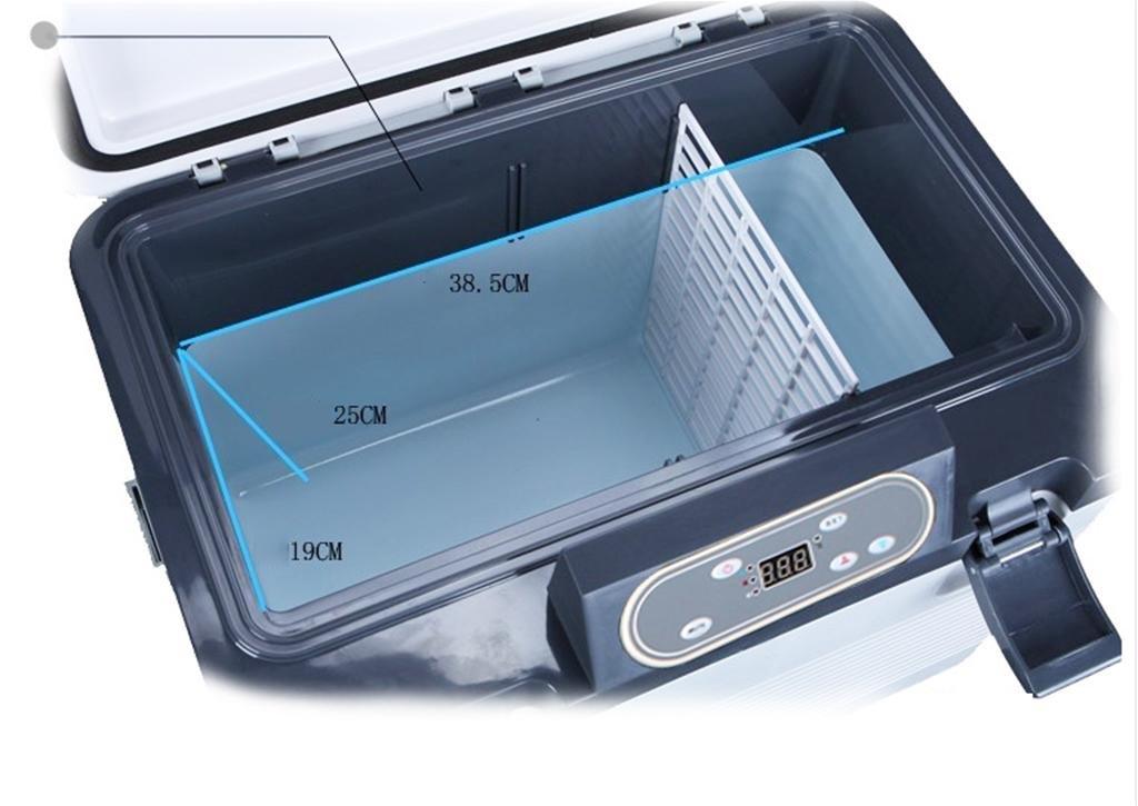 Mini Kühlschrank Mit Temperaturregelung : Mnii tragbare l kompressor kühlschrank gefrierschrank kälte