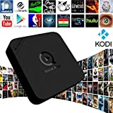 Zenoplige MXQ PRO Fully Loaded KODI Android 5.1 Smart Tv Box Amlogic S905 Quad Core 4K*2K UHD 1GB/8GB XBMC/Miracast/DLNA/Kodi Streaming Media Player