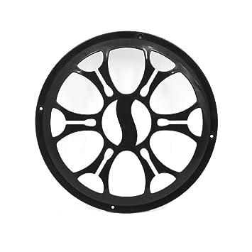 Amazon Com Uxcell 2ocs 10 Inch Car Speaker Hollow Mesh Sub Woofer