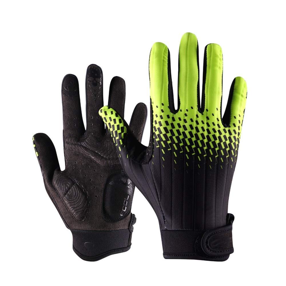 Lyq&ydst Sport Handschuhe Qualitäts-Anti-Rutsch-stoßabsorbierendes Fitness-Handschuhe Ski & Klettern & Einen.Kreislauf.durchmachenhandschuh (Männer Und Frauen)