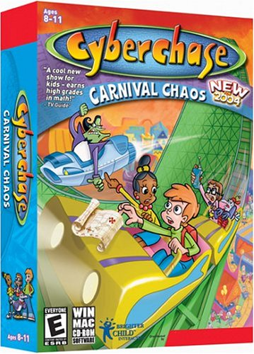 Cyberchase: Carnival Chaos