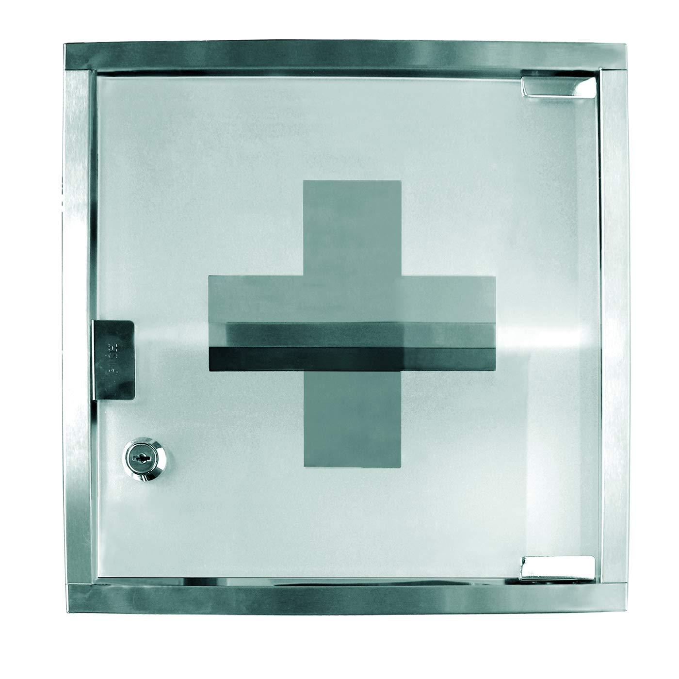 Update International MC-125S Medicine Case SS 12in x 12in