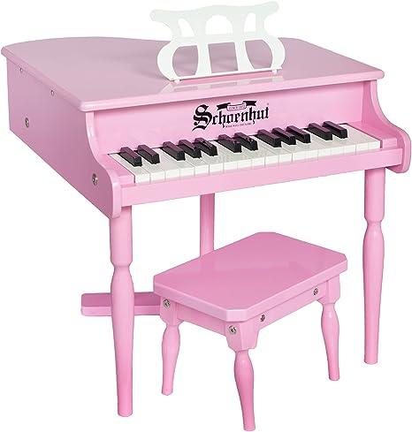 Schoenhut Learn to Play Baby Grand Piano