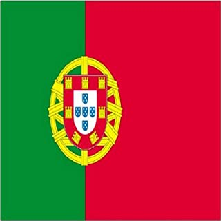 product image for Annin Flagmakers Model 196849 Portugal Flag 3x5 ft. Nylon SolarGuard Nyl-Glo 100% Made in USA to Official United Nations Design Specifications.