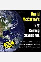 David McCarter's .NET Coding Standards Paperback