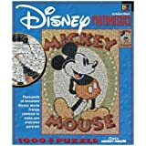Buffalo Games Disney Photomosaic Classic Mickey 1000 Piece Jigsaw Puzzle