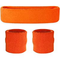 Suddora Bandeau/Bracelet Set–Sports Bandeau pour tête et du Poignet