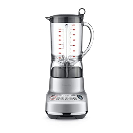Terrific Breville The Fresh And Furious Silver 50 Ounce Blender And Silicone Blender Spatula Evergreenethics Interior Chair Design Evergreenethicsorg