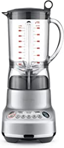 Breville The Fresh and Furious Silver 50 Ounce Blender and Silicone Blender Spatula