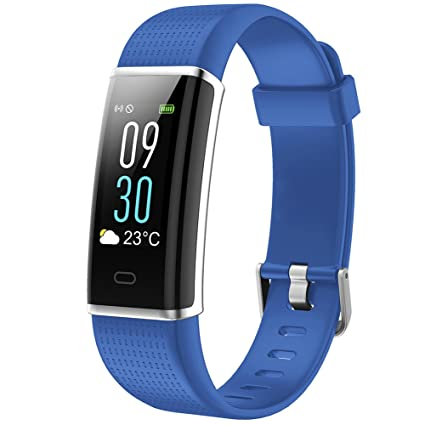 Amazon.com: Uhruolo Fitness Tracker,Smart Bracelet With ...
