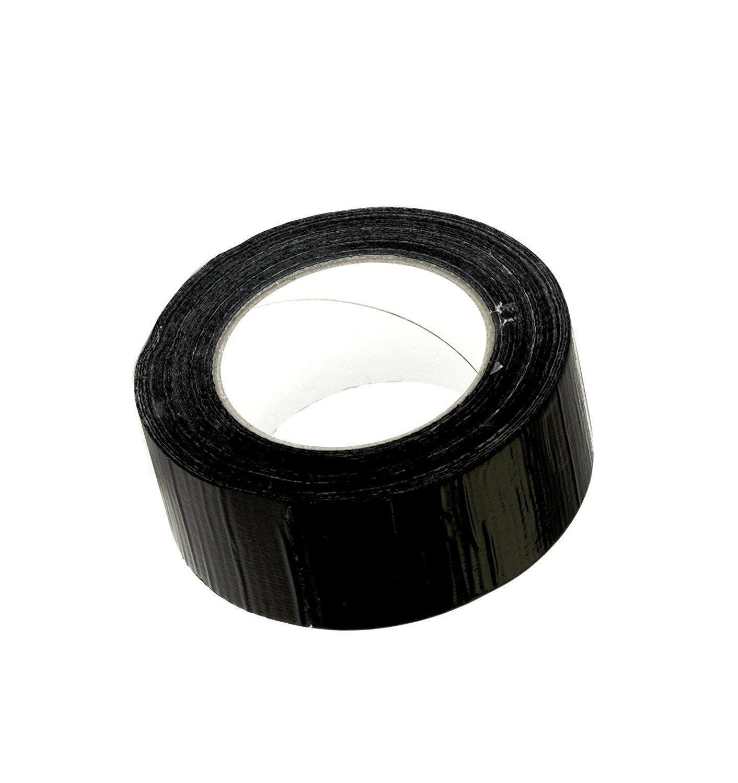 50m Black Duct Tape Enterprise Ecommerce