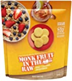 Monk Fruit In The Raw Sweetener, 4.8 Ounce