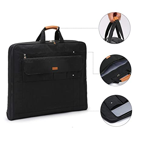 Amazon.com: iN. Bolsa de viaje plegable de nailon para traje ...