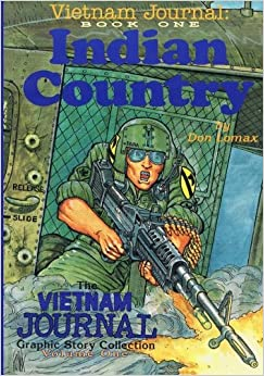 Book Vietnam Journal Book One: Indian Country: Volume 1