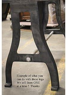 Factory Industrial Furniture Maker Table Leg Antique Old Vintage Replica