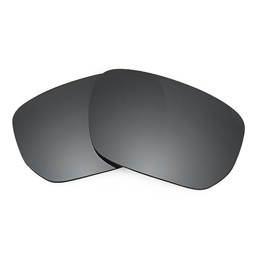 0939408e781 Revant Polarized Replacement Lenses for Oakley Style Switch Elite Black  Chrome MirrorShield