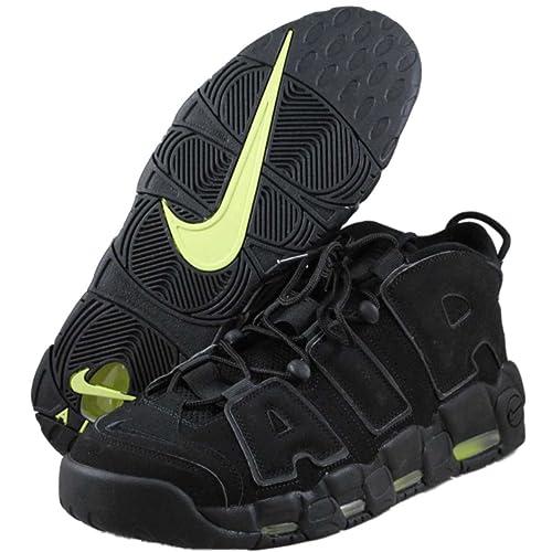 the latest 65cb4 1aa71 ... coupon code for nike air max more uptempo 96 zapatillas de baloncesto  color negro 0ab9a 96838