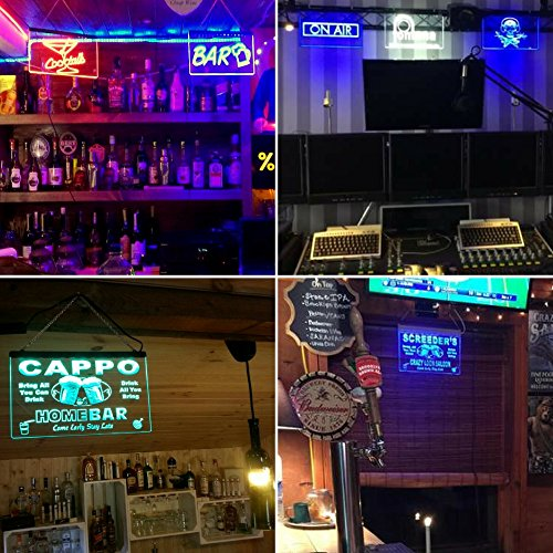 Pool & Spa Beauty Shop Salon LED Sign Neon Light Sign Display i609-b(c) by AdvPro 3D Sign (Image #3)