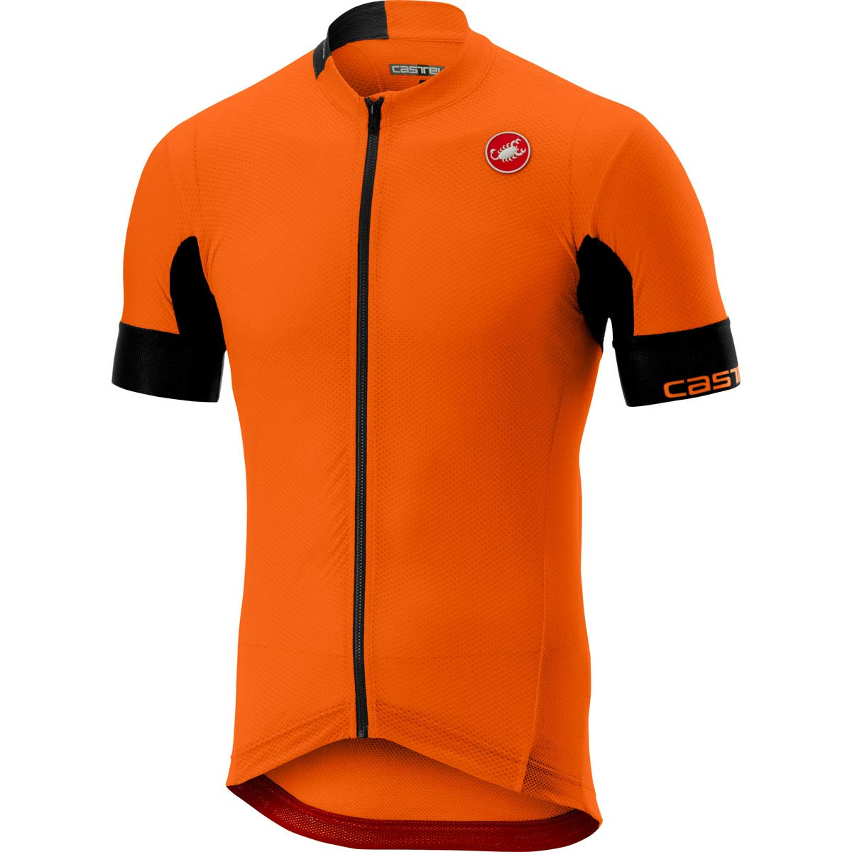 数量は多 Castelli Aero Jersey Race 4.1 Solid Jersey FZ XXX-Large Aero オレンジ Solid B07MQ2YTLY, 雑貨屋りんりん:2f6cf7a9 --- arianechie.dominiotemporario.com