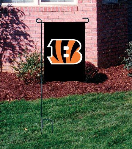 Cincinnati Bengals Garden Flag - Licensed NFL Memorabilia - Cincinnati Bengals (Cincinnati Garden Flag)