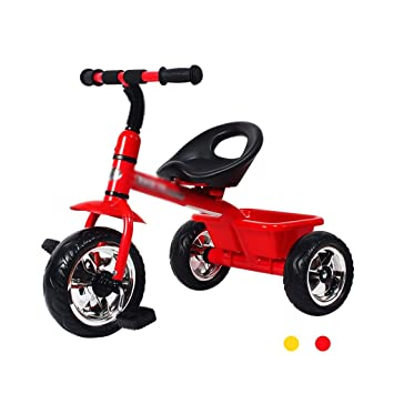 Amazon Com Gai Hua Home Stroller Toys Steel Children S Tricycle