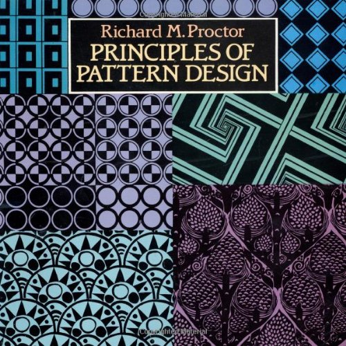 Principles of Pattern Design (Collections of Graphic Art in Dover Books)