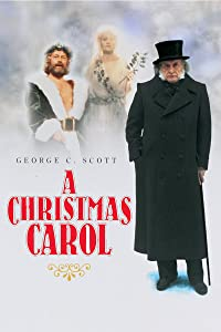 Amazon.com: A Christmas Carol: George C. Scott, Frank Finlay ...