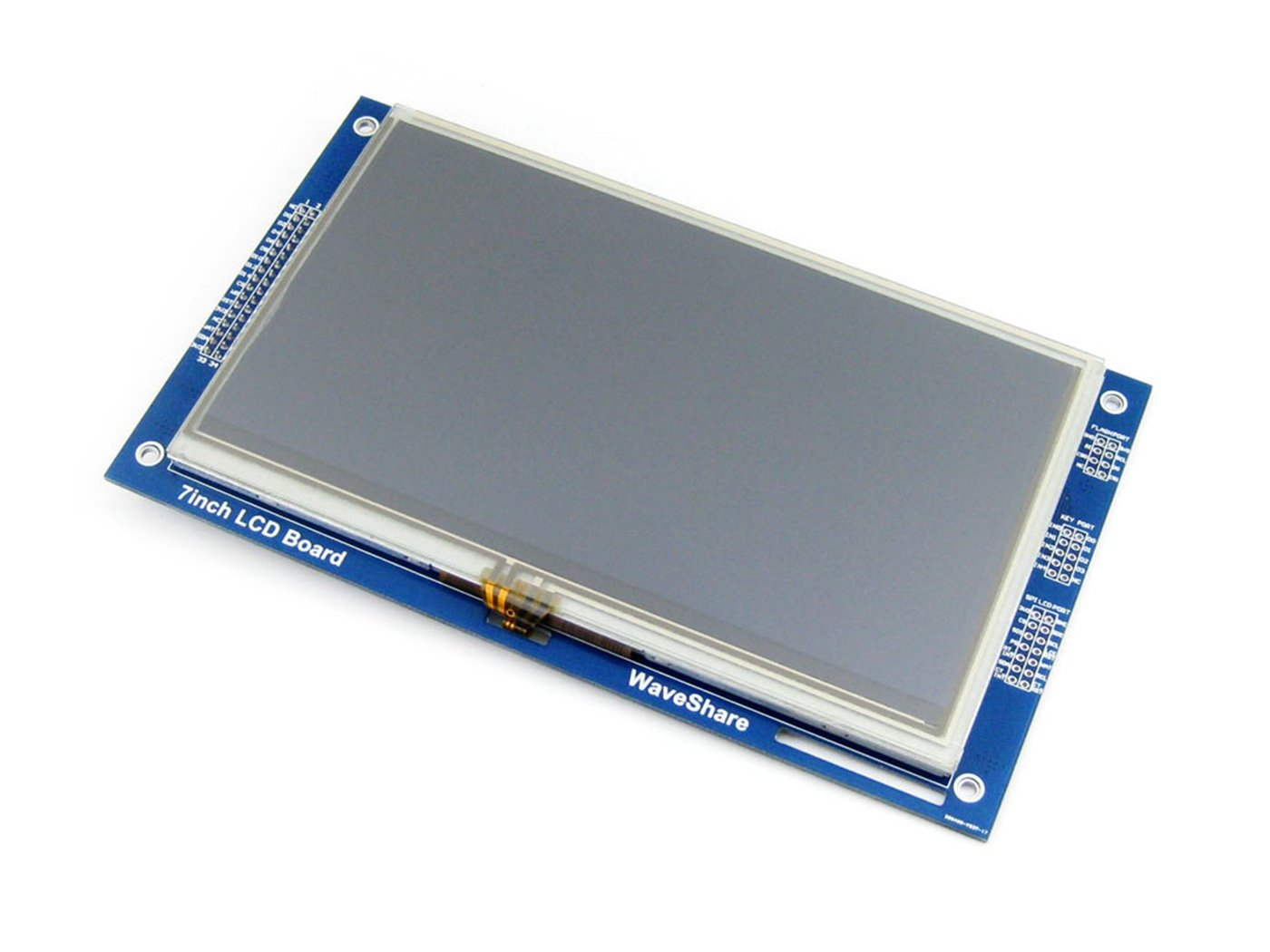 @WENDi TFT 7inch Resistive Multicolor Graphic LCD, LED Backlight, 800 X 480 Pixel, RA8875 Chip For SCM LCD