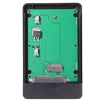 Semoic USB-C Tipo-C una 20 Caja de Disco Duro SATA SSD de 6 Pines ...