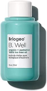 product image for Briogeo B. Well Organic 100% Tea Tree Oil, 1 oz